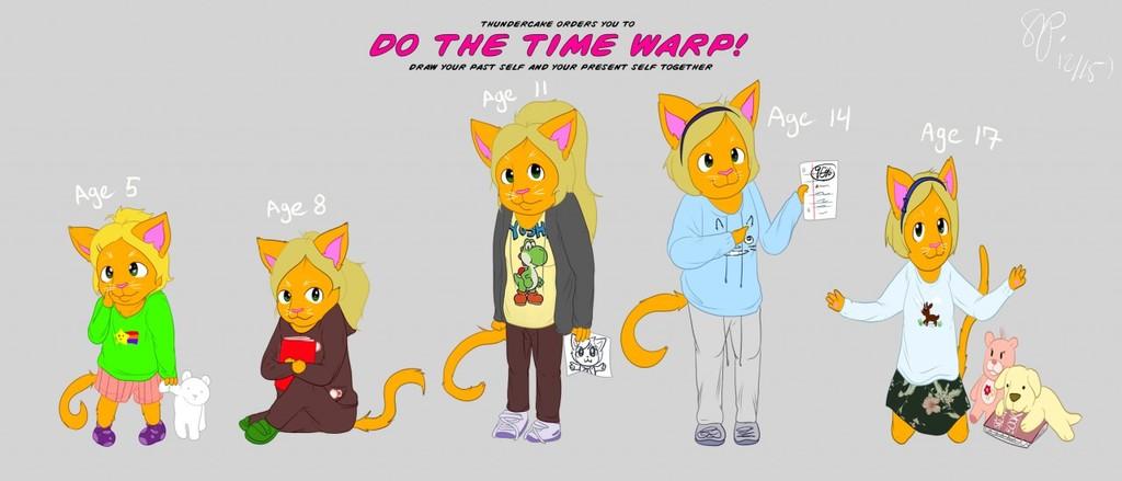 Time Warp! (December 2015)