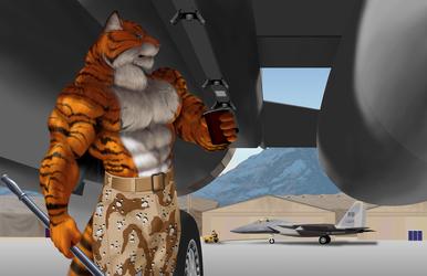 [Commission] Airman Tallyhawk
