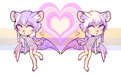 [Valentines special auction] Twin Halicis [OPEN] ends 2/7