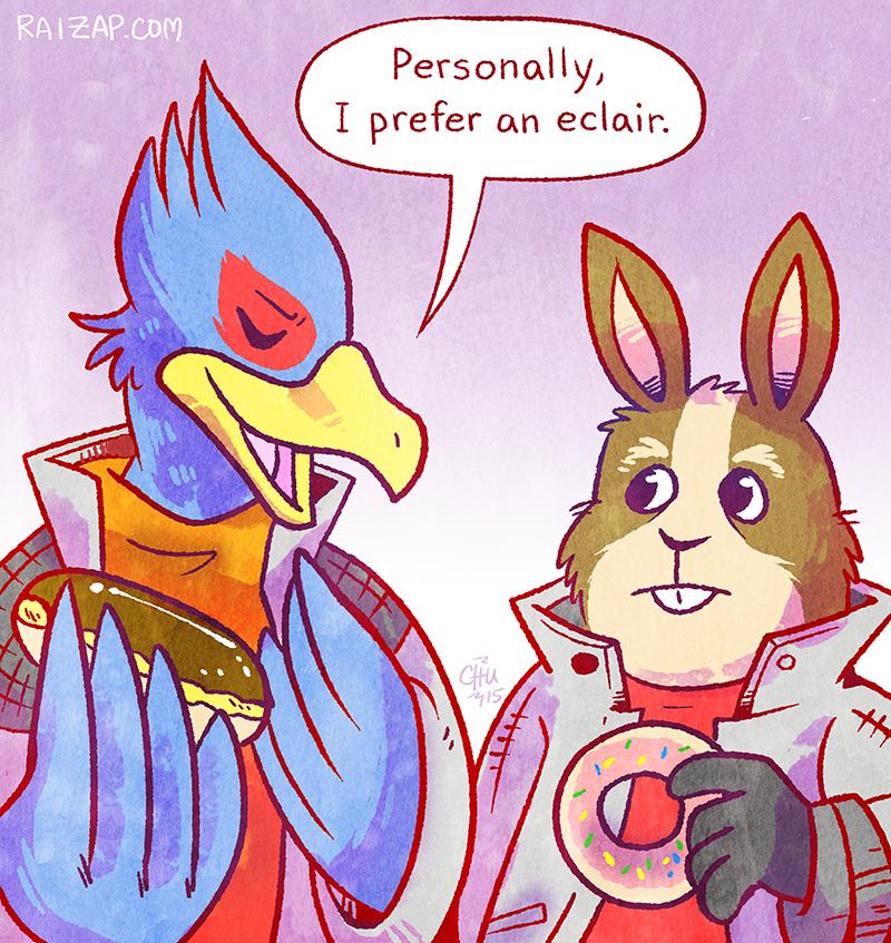 Falco's Preference