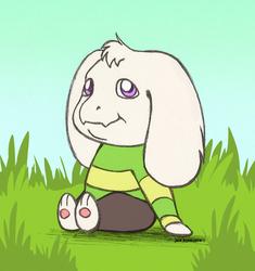 Little Asriel