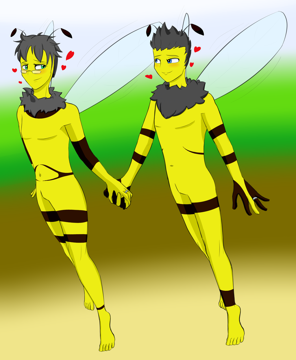 Zeagfried and Zaao