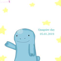 Quagsire day
