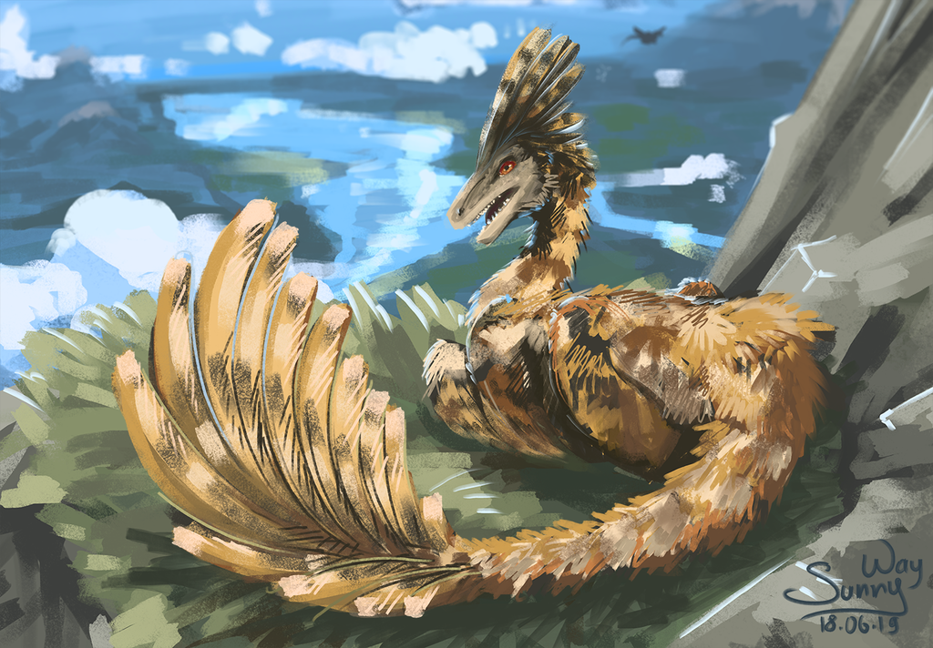 Dino nest