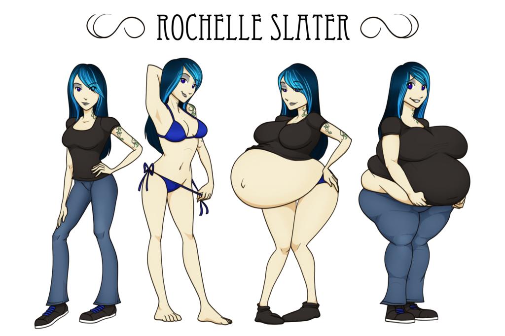 Rochelle Slater