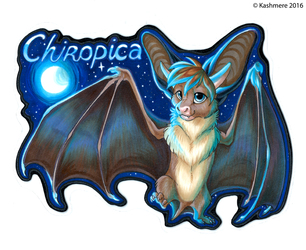 Chiropica Large Badge