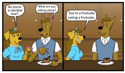 Fruitcake Cannibal >:0