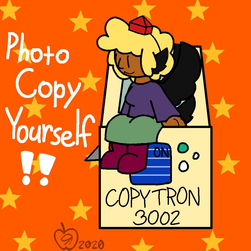 Photocopy Yourself