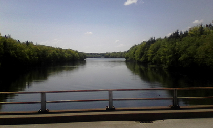On the Chippewa River...