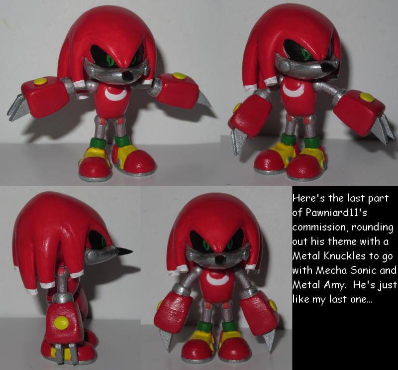 Metal Knuckles for Pawniard11