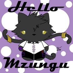 Hello Mzungu