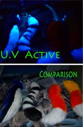 U.v Active Comparison