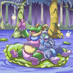 magic swamp