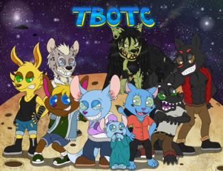 TBOTC Poster Cast