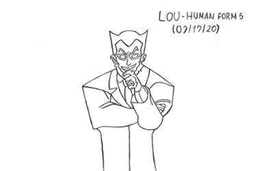Lou - Human Form 5