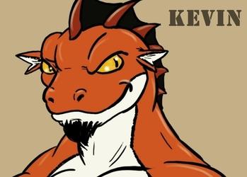 Kevin the Reptilian