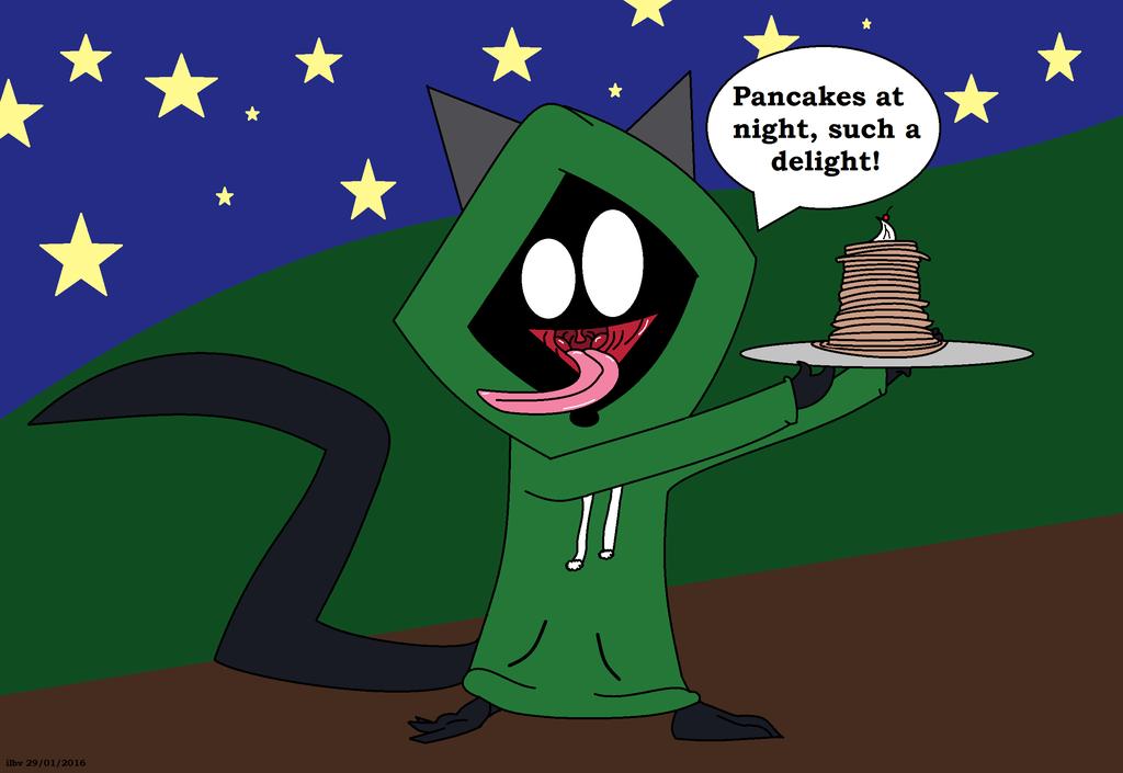 Ballad of the Pancakes