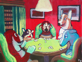 Fursuiters Playing Furoticon