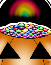 Drawlloween '20 - #4 Candy