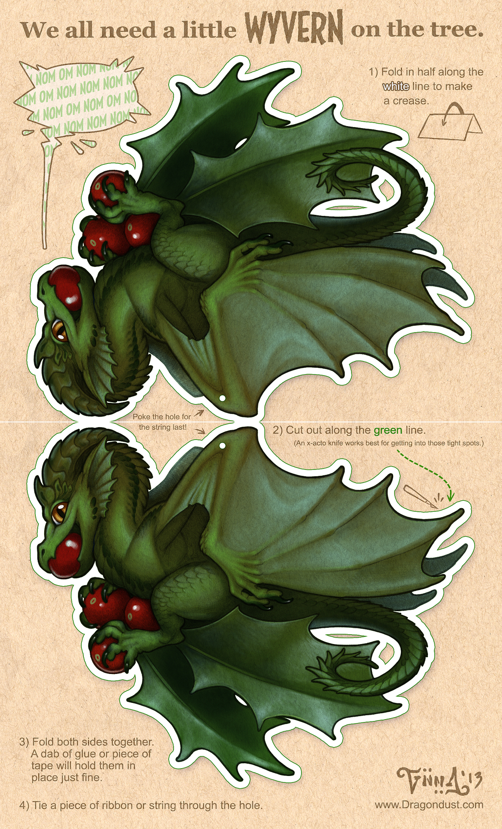 Wyvern for your Tree