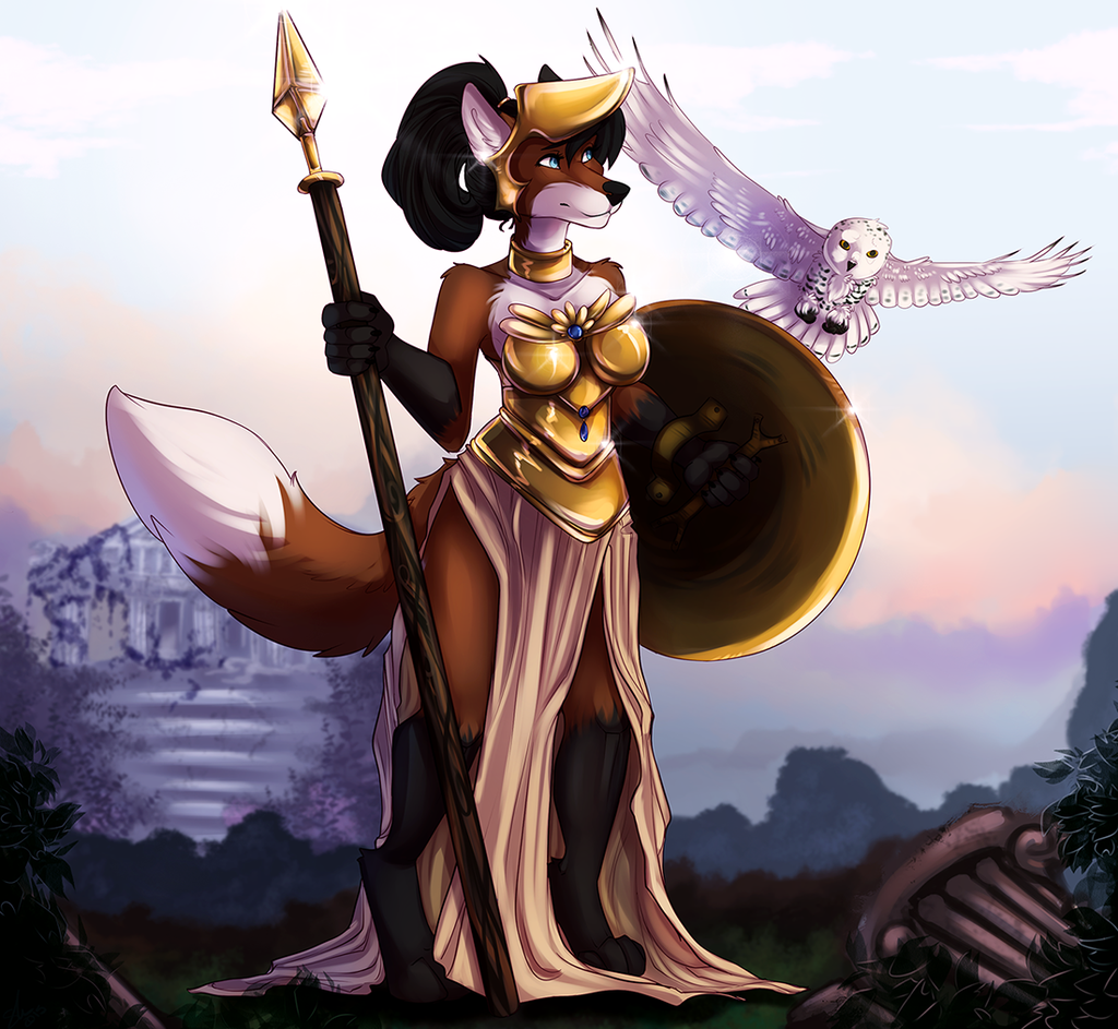 Pantheon: Athena