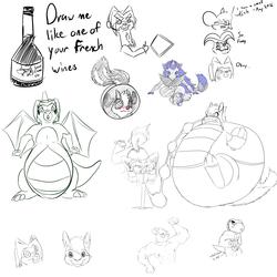Doodles [4/5/16]