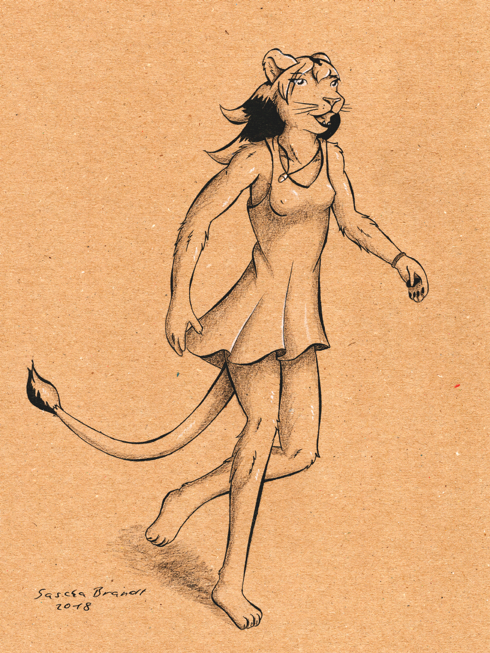 Most recent image: Sandra running