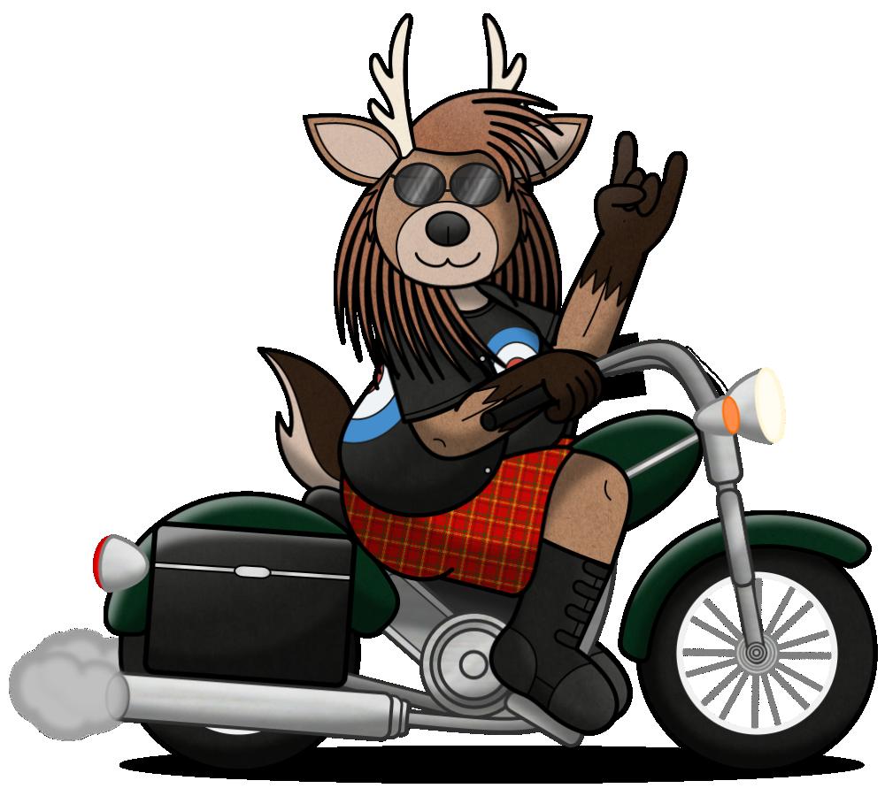 Buck's Bike (2016)