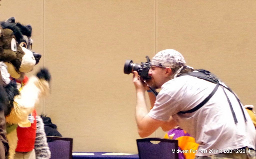 Photographing the Photographer