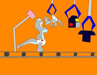 Replica production facility