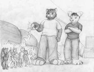 (Shrinking) House Party [2/3] [MACRO MARCH 2021]