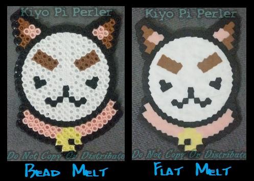 Puppycat Badge (Original Pattern)
