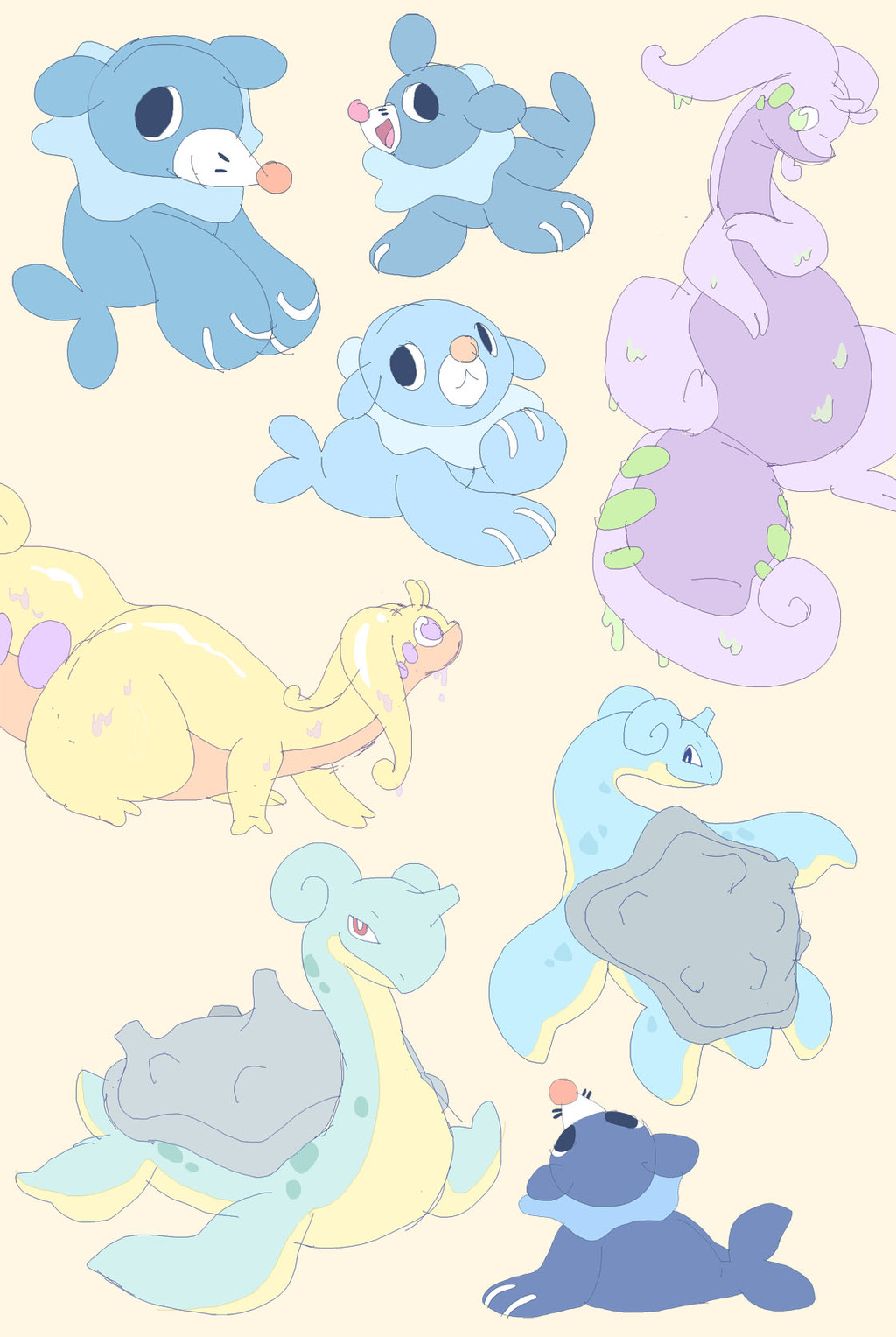 Most recent image: more pokes