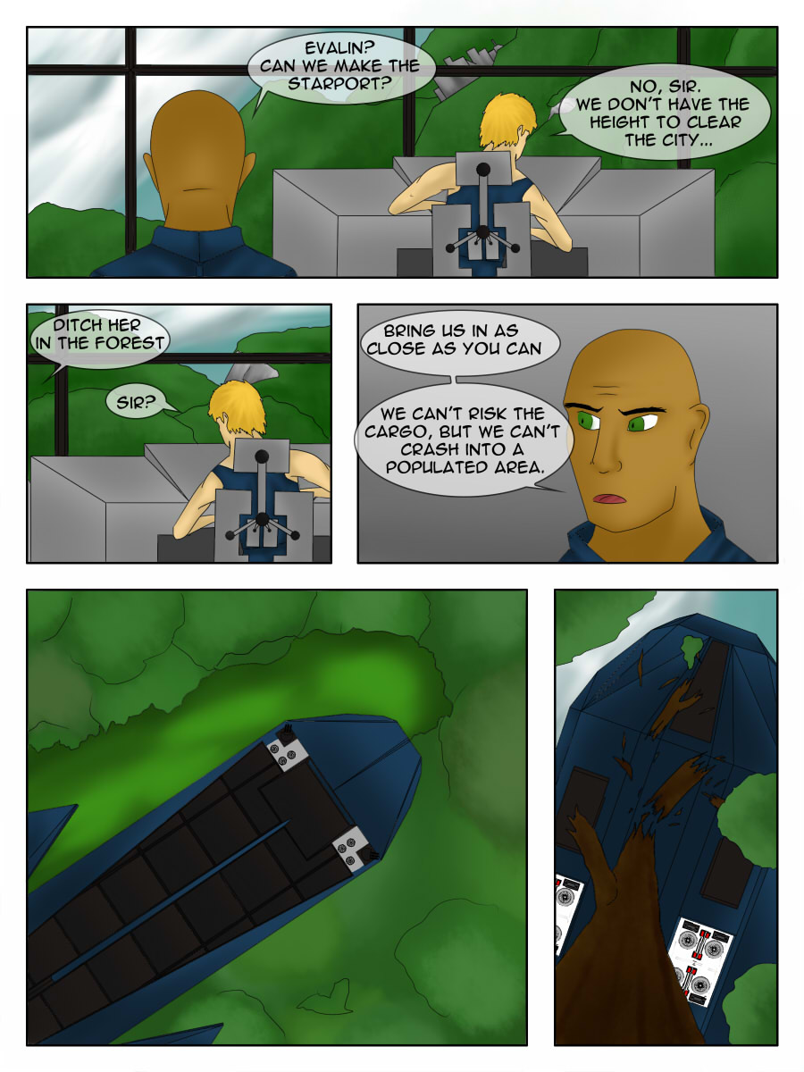 Exo*Genesis Page 9