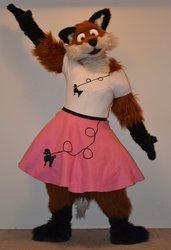 Sock Hop Fox