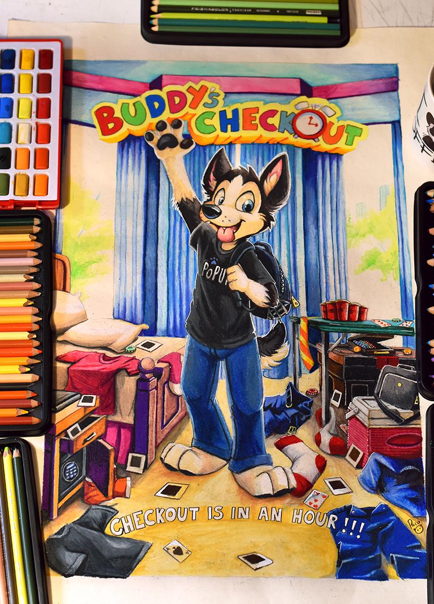 Buddy's Checkout