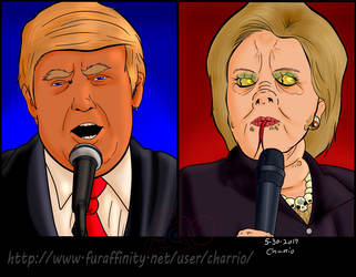 MOVIE Trump and Hillary Final