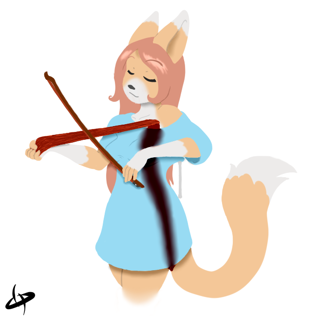 Most recent image: Muscle Violin