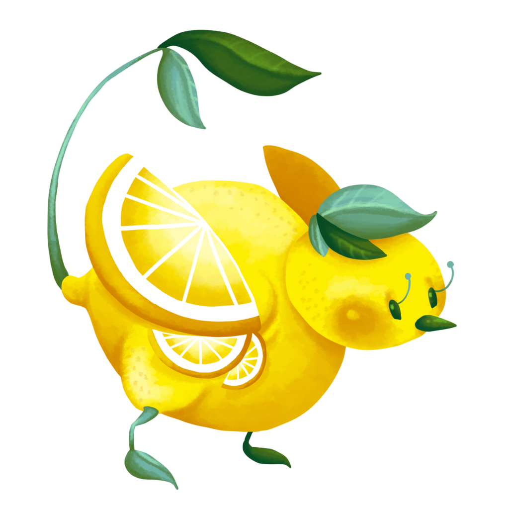 Lemon bird