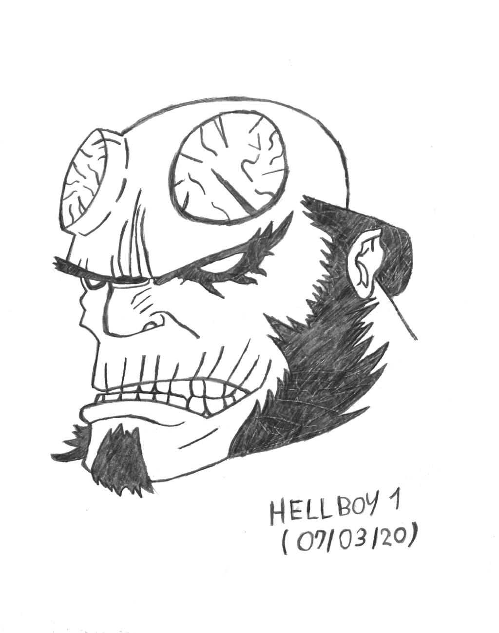 Hellboy 1