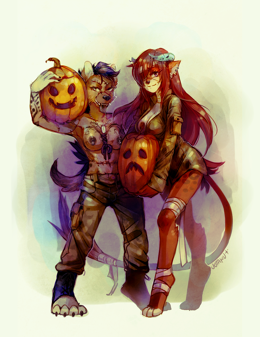 Most recent image: Halloween!