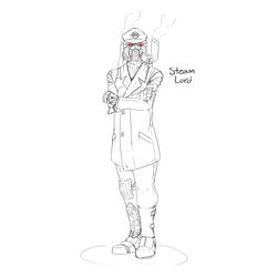Steam Lord Concepts... Again
