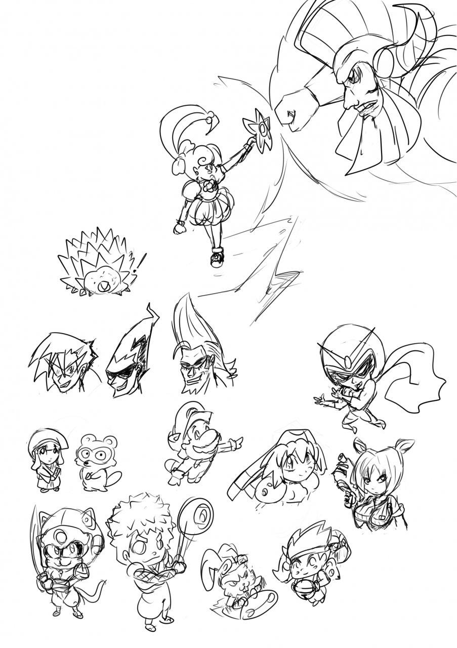fun doodles