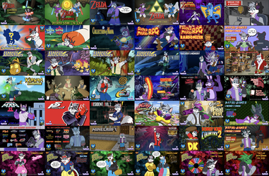 Twitch Thumbnails of 2019
