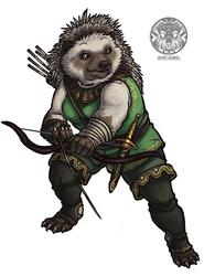 Hedgehog Archer