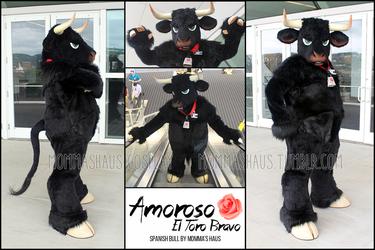 Amoroso the Spanish Bull