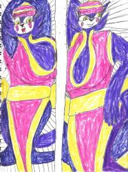 Sonicstalkers: Dakimakura Blaze-ko