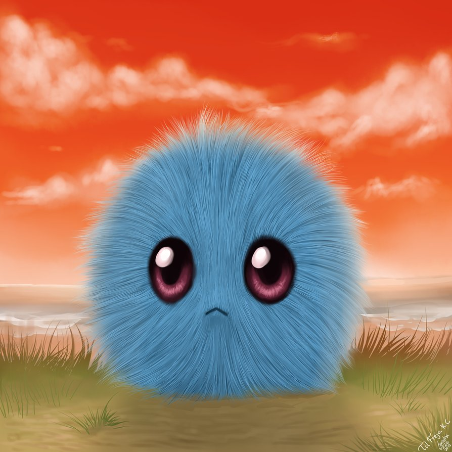 Puffy the Puffy.