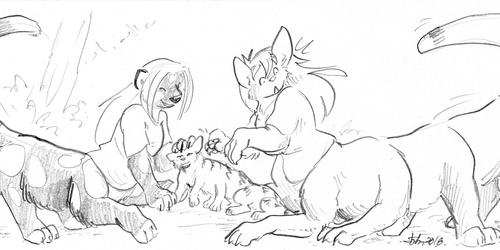Cat-pet-fever