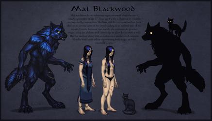 Mal Blackwood and Soot